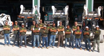 johnsons nursery employment landscape crew laborer green industry jobs