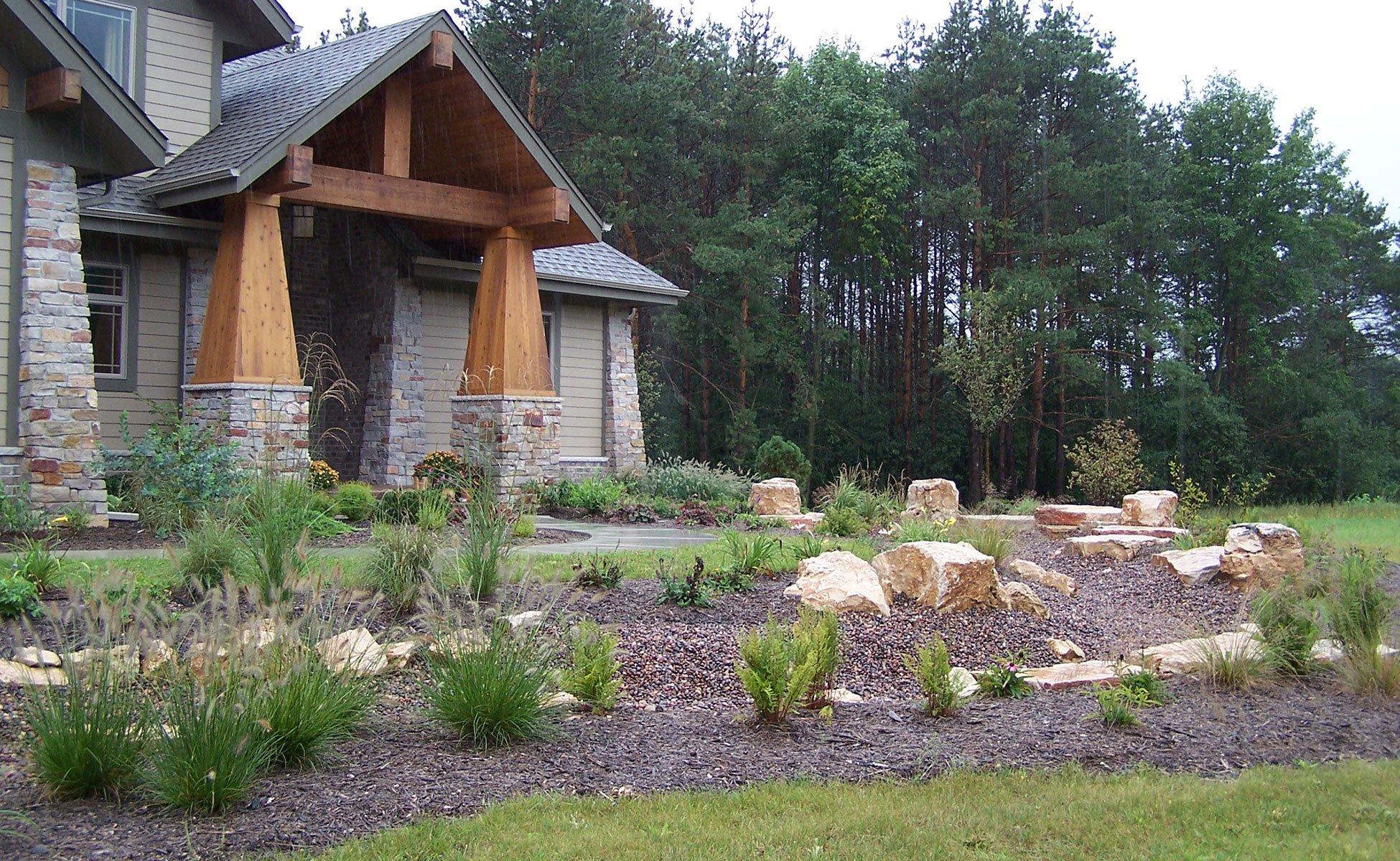 landscape design menomonee falls milwaukee wisconsin johnsons nursery plants